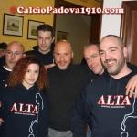 Fulvio Pea con il club Alta Padovana Biancoscudata