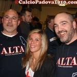 Andrea Paola con il club Alta Padovana Biancoscudata