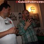 Omar Carraro e il presidente Alex Frasson